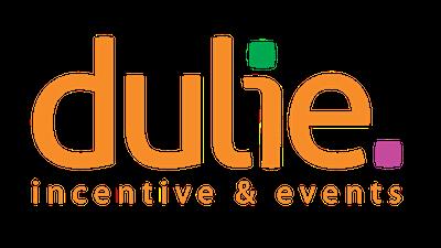 Viagens de Incentivo, Campanha de Incentivo, Eventos Corporativos, Feiras e viagens de negócios – Dulie Incentive & Events Retina Logo