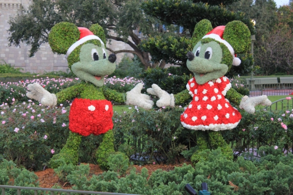 Disney no fim do ano