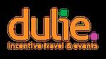 Viagens de Incentivo, Campanha de Incentivo, Eventos Corporativos, Feiras e viagens de negócios – Dulie Incentive & Events Logo